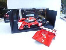Autoart Racing Division  Toyota GT-1 Le Mans TS020 #1 1/18 M BOX RARE!!