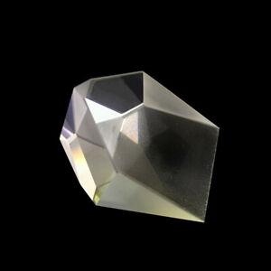 2pcs Roof prism photography custom Mitsubishi polygon triangle prism 30*19*17mm