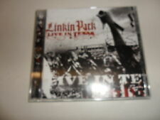 CD LINKIN PARK-Live in Texas