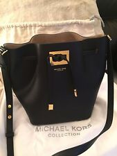 NWT Michael Kors Collection Miranda Medium Bucket Bag