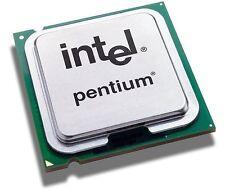 Mainboard und Intel CPU-Kombination mit 2 Prozessorkerne