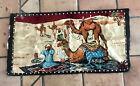 Vintage Velvet Wall Tapestry