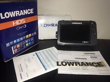 Lowrance Hds-7 Gen3 W/ Total Scan Transducer Insight Usa