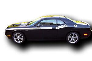 1971 Inspired Stripe Kit for 2008-2020 Dodge Challenger Stripes