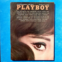 VTG Playboy October 1964 Near Mint (9.0 - 9.4) Playmate Rosemarie Hillcrest