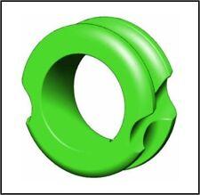 """G5 Meta Pro Peep Green Large Hunter 1/4"""""""