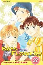 Boys Over Flowers, Vol. 32 (Boys Over Flowers: Hana Yori Dango) by Kamio, Yoko
