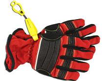TEE-UU Handschuhhalter CLIP (Feuerwehrhandschuhe Atemschutz, für HuPF-Überjacke)