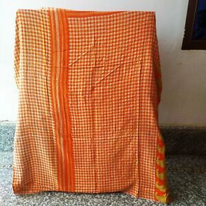 Wholesale Lot Indian Vintage Tribal Kantha Quilt Cotton Bed Cover Throw Gudari