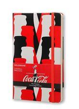 Moleskine Large Coca-Cola Limited Edition Hard Plain Note-8051272891270-ML-578
