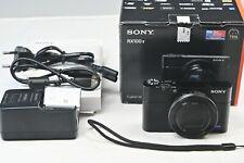 Sony Cyber-shot DSC RX100 V Digitalkamera RX100M5 Kompaktkamera RX100V