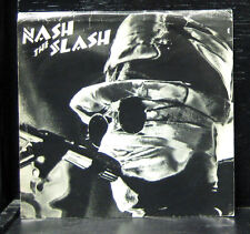 """Nash The Slash - Dead Man's Curve VG+ 7"""" Vinyl 45 Record 1980 Cut-Throat Cut-3"""