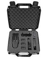 Custom Drone Case Fits DJI Mavic Pro Combo in Custom Foam with Accessories
