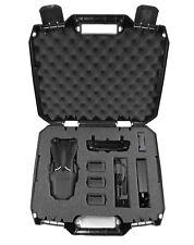 Custom Drone Case Fits DJI Mavic Pro Combo in Custom Foam with Accessories