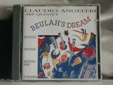 CLAUDIO ANGELERI ARP QUINTET - BEULAH'S DREAM - CD COME NUOVO SERGIO ORLANDI