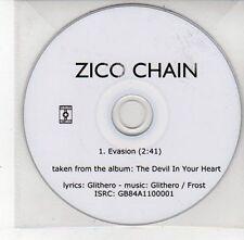 (DD440) Zico Chain, Evasion - DJ CD