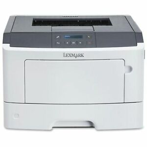 Lexmark MS410 (734646350020), great deal we have about 30 printers and toner