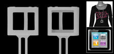Housse etui coque blanc iPod Nano 6 6G Sport Tour Cou