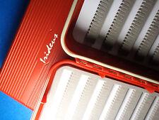 Irideus Merlot Fly Box Steelhead Flies Edition Fly fishing fly box Trout Salmon