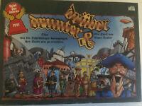 Drunter und Drüber Schildbürger  Spiel des Jahres 1991 K. Teuber Hans im Glück