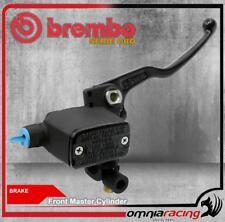 Brembo 10462079 -  Pompa Freno Anteriore Nero PS 13 Serbatoio Fluido Integrato