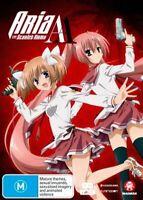 ARIA THE SCARLET AMMO AA: SEASON 2 - DVD | NEW & SEALED | 2 DISCS