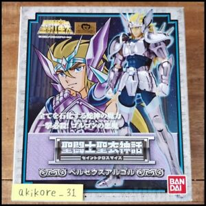 Saint Seiya Myth Cloth Silver Saint Perseus Argol action figure Bandai
