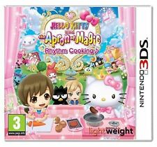 Hello Kitty and The Apron of Magic Rhythm Cooking Nintendo 3ds Ean5060102954286