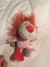 NICI Lion Germany Plush Stuffed Animal Toy Doll Kids Baby Gift