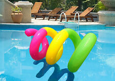 BUBBLES POOL TOY WET WORM - 6M x 1200 x 2M **BRAND NEW** FREE SHIPPING