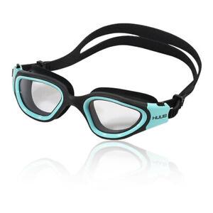 HUUB Aphotic Open Water Triathlon Swimming Goggle Aqua Blue Color Photochromatic