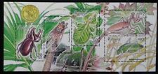Malaysia  1998 Insect  Stamp S/S