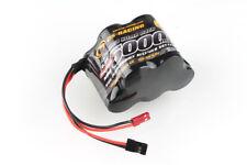 CS-Electronic Empfängerakku 6,0V NiMh 5000mAh Hump für 1:5 und 1:6 Modelle
