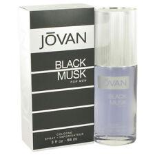 Black Musk for Men by Jovan  88ml Cologne Spray Genuine Perfume Special Sale