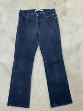 H-D harley Davidson Bootcut Denim women jeans size 10