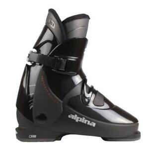 Alpina R4 Rear Entry Adult & Kids Unisex Ski Boots - ALL SIZES  **BRAND NEW**