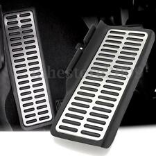 For VW Volkswagen Jetta MK6 11-16 Dead Pad  Sport Foot Rest Pedal Aluminum Pad