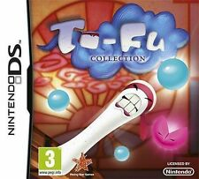 Jeu Nintendo DS 3DS To-Fu Collection Sous Blister