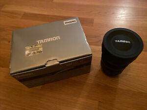 Tamron SP 15-30mm f/2.8 Di VC USD Lens for Canon EF Mount