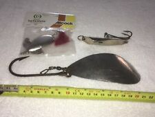 Three Vintage Fishing Lures