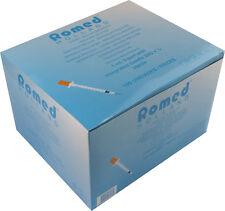 U 40 Insulinspritzen steril 40 iE / 1 ml Einmalspritze Romed (Menge: 100 Stück)