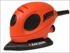 Black & Decker - KA161BC Mouse Detail Sander & Sanding Sheets 55 Watt 240 Volt