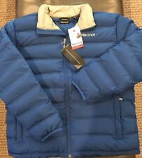 NWTs Marmot Mens Alassian Featherless Jacket. X-Large. Dark Cerulean (MSRP $200)