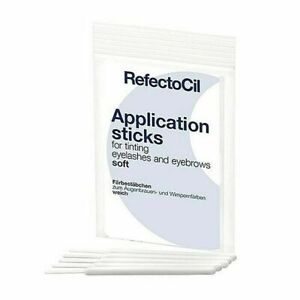 REFECTOCIL Eyelash Eyebrow APPLICATION STICKS Soft 10 Genuine Au Item REFECTOCIL