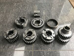 Holinger G6S Aston Martin DB9 Sequential Transmission Gearbox Parts spares gears