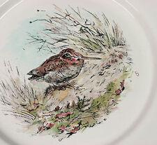 Kuchen-/Frühstücksteller Villeroy & Boch Fontainebleau Motiv Nr. 5 Vogel