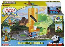 Thomas & Freinds - Take-n-Play - Rattling Railsss - CDM88 - Fisher Price
