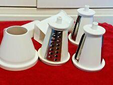 Presto Saladshooter Professional slicer shredder plunger parts model #0297003