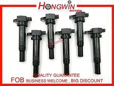 6PCS 27301-3E400 Ignition Coil For Hyundai Santa Fe Optima Rondo 2.7L 06-10