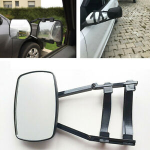 1pcs Towing Mirror Clip On Rear View Mirror Extension Fit for Most Car SUV Truck